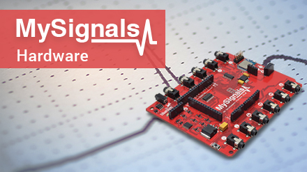 MySignals HW - eHealth and Medical IoT Development Platform for Arduino