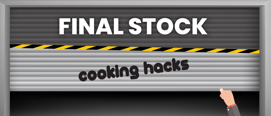 final stock cooking hacks